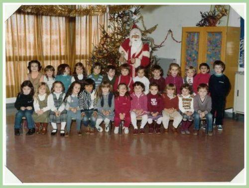 Ecole Les Lavandins maternelle 1980