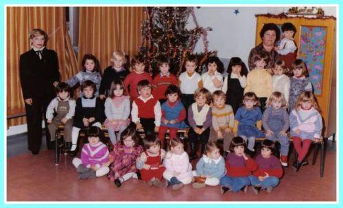 Ecole Les Lavandins 1984