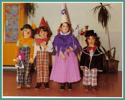 Ecole Les Lavandins Carnaval 1984