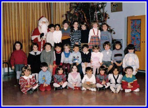 Ecole Les Lavandins 1985