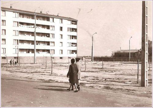 1960 Premiers HLM La Peyradois