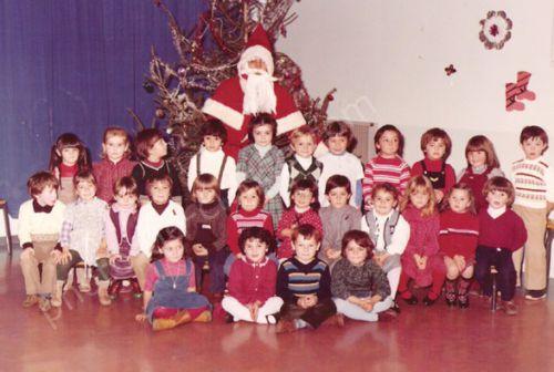 Ecole Les Lavandins maternelle 1979