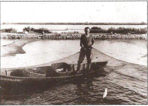 Pêcheur La Peyradois Désiré Archimbeau