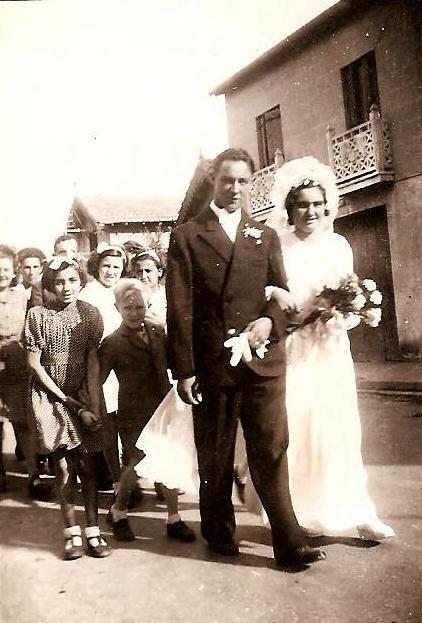 1947 Mariage La Peyradois