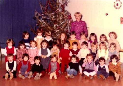 Ecole Les Lavandins 1978-1979