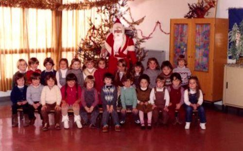 Ecole Les Lavandins 1979-1980