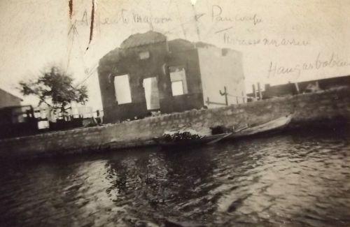 Maison de Mr Gaeta en 1944