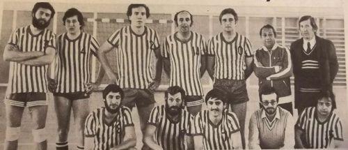 1979 Basketball La Peyradois