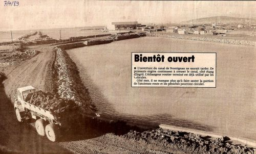 1989 Embouchure de la mer