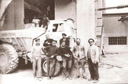 Lafarge 1950