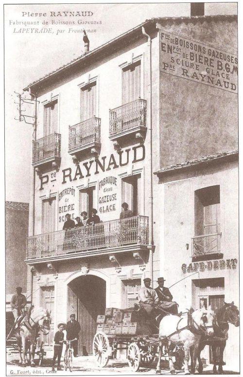 Limonaderie Raynaud