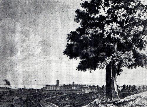1839 l'un des premiers trains