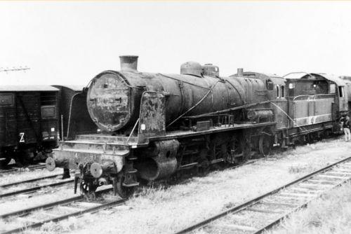 1971 Remisages de locomotives