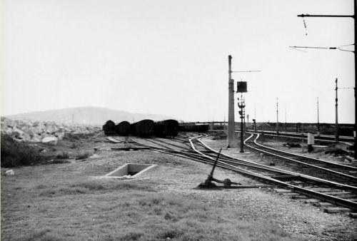 1971 L'embranchement de La Peyrade