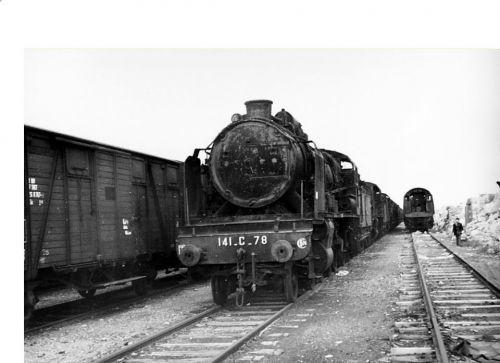 1971 Remisages sur le plateau de La Peyrade