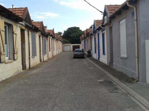 La rue de la Somme