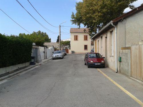 La rue de l'Yser