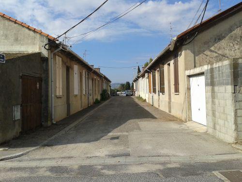 La rue de Verdun