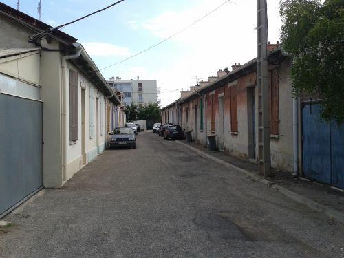 La rue de la Marne
