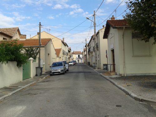 La rue Pierre Brossolette