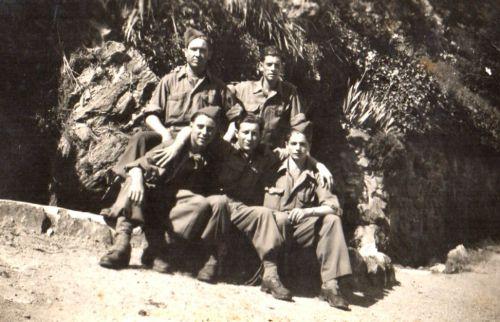 1944 Occupation en Allemagne