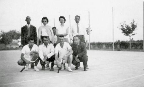 1958 Tournoi de Tennis