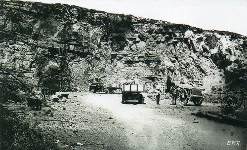 1930 La carrière de La Peyrade