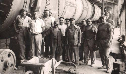 1960 Usine Lafarge
