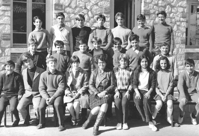 1968 Collège de Frontignan