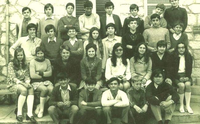 1969 Collège de Frontignan