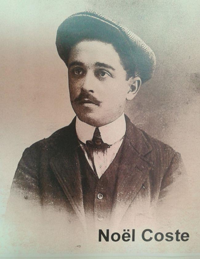 Exposition 1914-1918 à François Villon