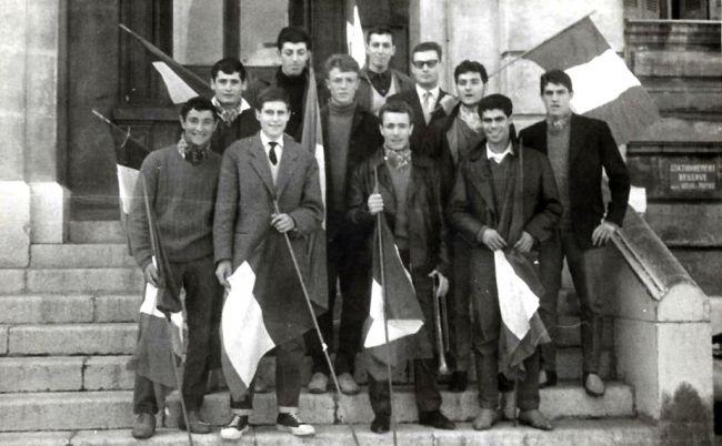 1960 Conscrits La Peyradois