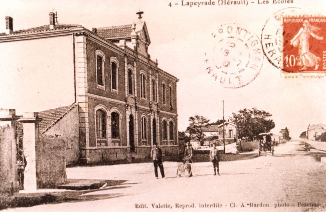 Route de Montpellier