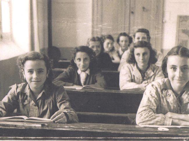 Ecole de La Peyrade 1950