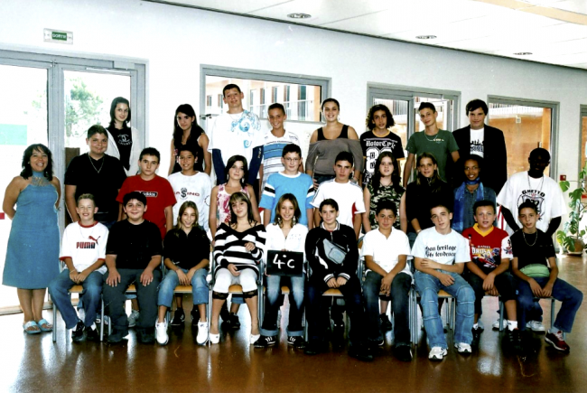College de La Peyrade