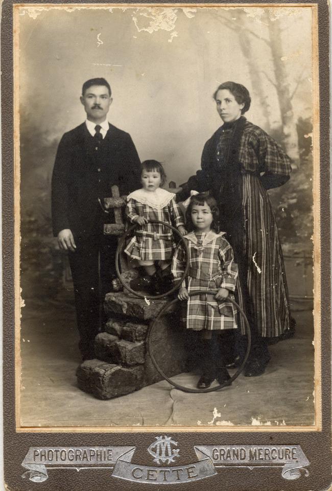 Famille La Peyradoise