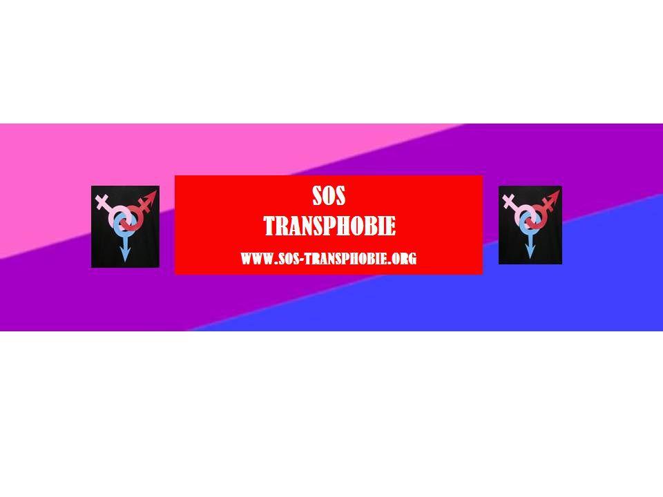 SOS TRANSPHOBIE
