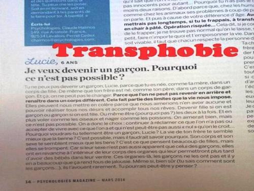 Transphobie de Psychologies Magazine - Mars 2014.jpg