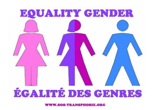 Égalité des Genres / Equality Gender