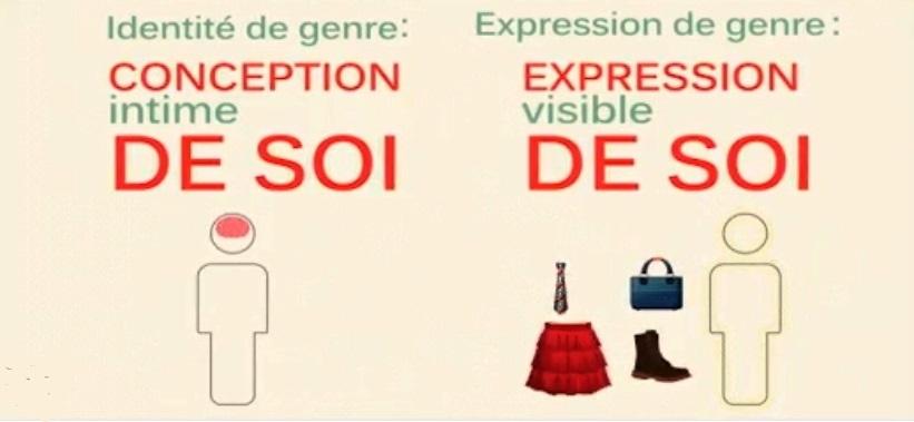 Identité de Genre et Expression de Genre