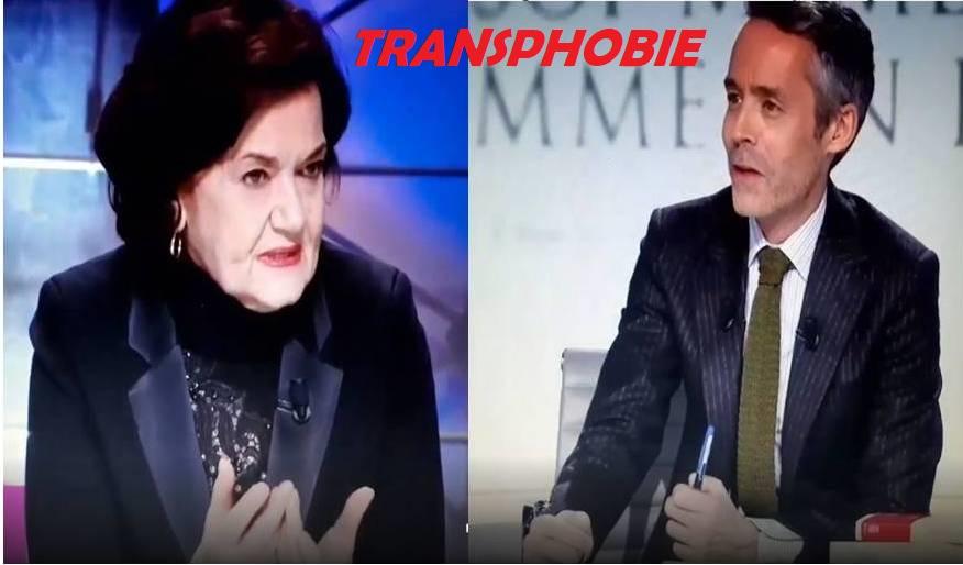 Transphobie à Quotidien 10