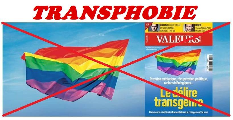 Transphobie Valeurs Actuelles