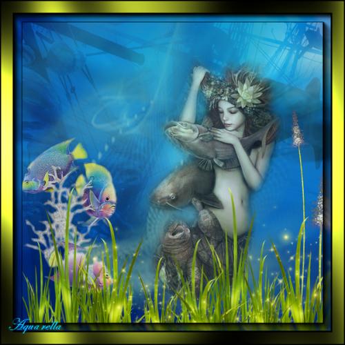 Défi fantastique sirène-poisson 13-11-13.png