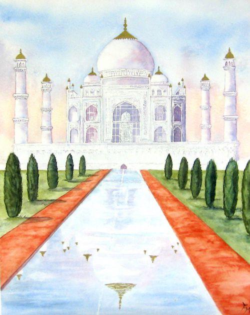 Taj-Mahal  (2012)