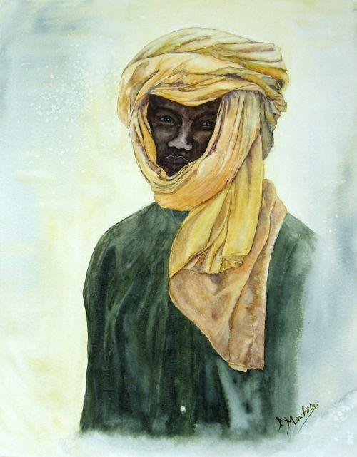 Le turban jaune (2013)