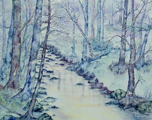 Forêt engourdie (2014)