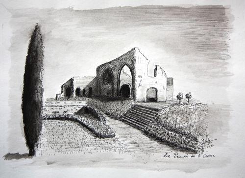 Le prieuré de st Côme