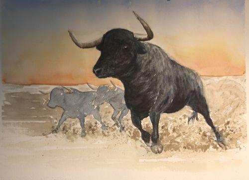 El toro (grand format)