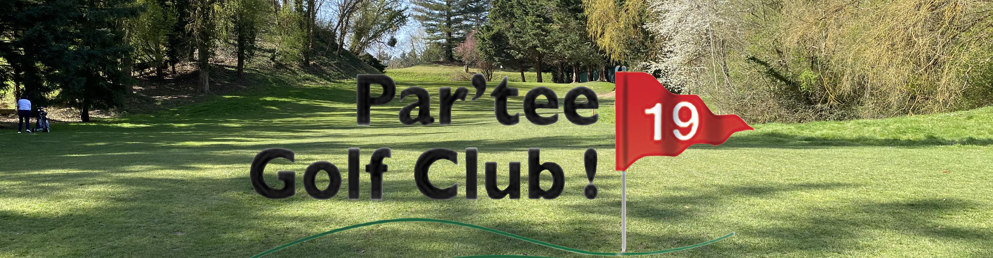 L'association golfique Par'tee Golf Club