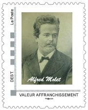 alfred molet timbre postal 02.jpg